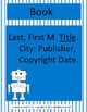 Cite Your Source!_BIBLIOGRAPHY__(MLA Format