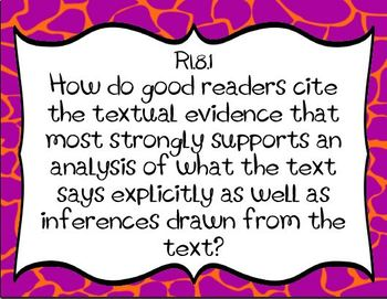 Cite the Textual Evidence That Most Strongly Supports an Analysis or Inference