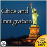 Cities and Immigration Post-Civil War US History Unit