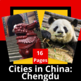 Cultural Activities and Reading Comprehension Passage About Chengdu China