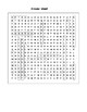 Cities of Ancient Egypt  Word Search and Vocabulary Assignment