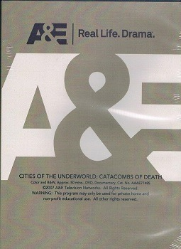 Cities of the Underworld:  Catacombs of Death DVD