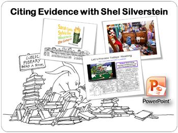 Citing Evidence