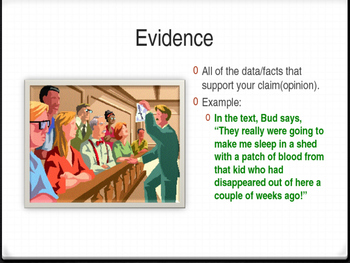 Citing Evidence: Be CERtain