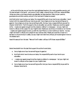 Citing Evidence Guided Notes