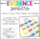Citing Evidence Posters