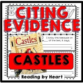 Citing Evidence Nonfiction Response USBORNE: CASTLES