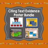 Citing Text Evidence Bundle: Block, Pixel, Superhero, Star Wars, Balloon