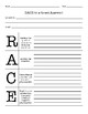 Be an ACE: Citing Text Evidence Graphic Organizer