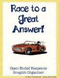 RACE to a Great Answer! Open-Ended Response Graphic Organizer