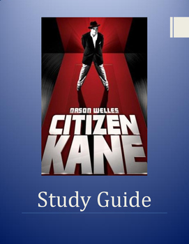 citizen kane study guide by a little bit of this and that tpt rh teacherspayteachers com Citizen Kane Xanadu Citizen Kane Poster