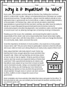 Citizen Participation in a Democracy