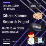 Citizen Science Research Project