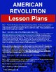 Citizen to Soldier - The American Revolution - US History - Social Studies (PBL)