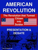 Citizen to Soldier - The American Revolution - US History