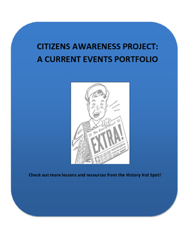 Citizens Awareness Project: A Current Events Portfolio