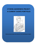 Citizens Awareness Project: A Current Events Portfolio