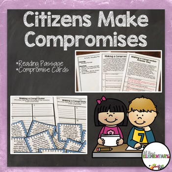 Citizens Make Compromises