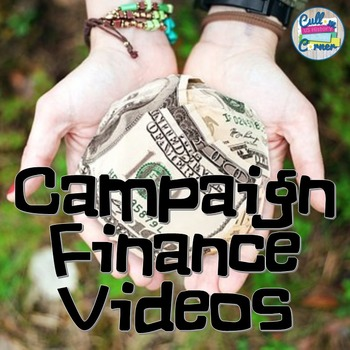 Campaign Finance Video Questions from Hip Hughes History