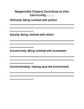 Citizens can Contribute