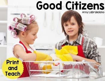 Citizenship Reading Passages
