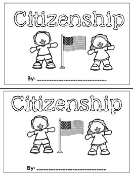 Citizenship: An Interactive Reader
