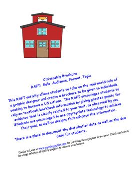 Citizenship Brochure (RAFT)