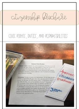 Citizenship Brochure