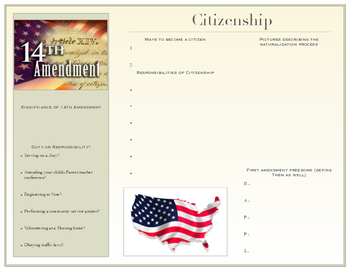 Citizenship Brochure Review