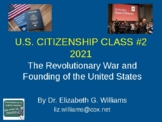 Citizenship Class Lesson 2 (of 6) to Pass the U.S. Citizen