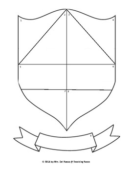 Citizenship Coat of Arms Activity