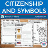 Citizenship Communities and Symbols Activities and Printables