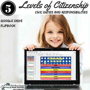 Citizenship Duties and Responsilibities GOOGLE DRIVE Flipbook