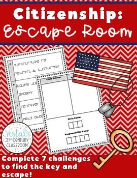Citizenship Escape Room