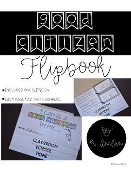 Citizenship Flipbook