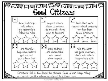 Citizenship Games and Activities
