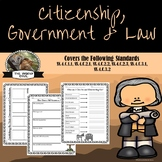 Citizenship, Government, and Law
