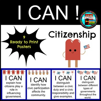 Citizenship I CAN
