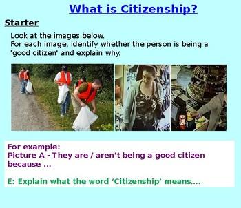Citizenship Introduction