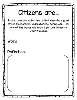 Citizenship Journal