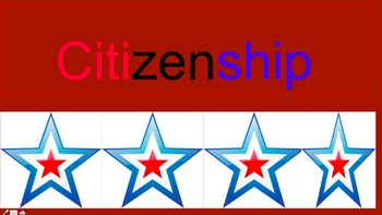Citizenship PPT