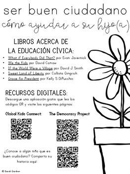 Citizenship Parent Letter - SPANISH