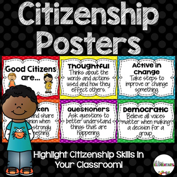 Citizenship Posters