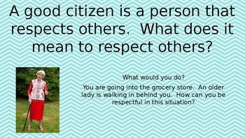 Citizenship Powerpoint