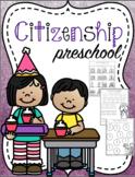 Citizenship Preschool Printables
