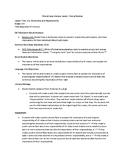 Citizenship Responsibilities - Disciplinary Lesson