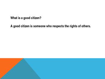 Citizenship Review