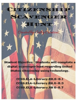Citizenship Scavenger Hunt