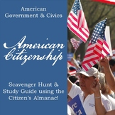 Citizenship Scavenger Hunt and Study Guide