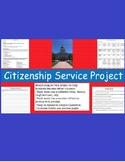 Citizenship Service Project